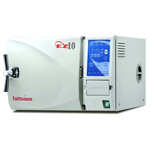 Autoclave Fully Automatic - Tuttnauer EZ10P Fully Automatic Autoclave with Printer
