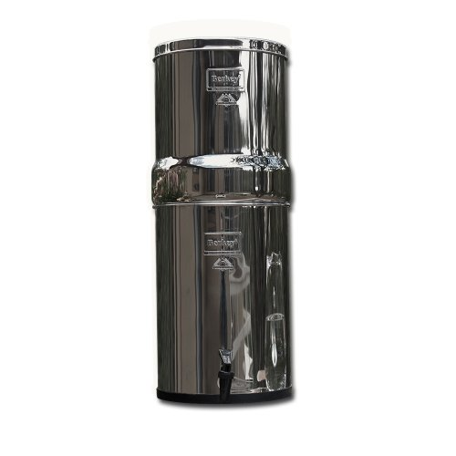 Berkey RB4X4-BB Royal Stainless Steel Water Filtration Syste