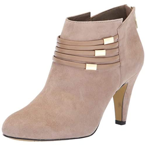 Bella Vita Womens Darlene Ankle Boot