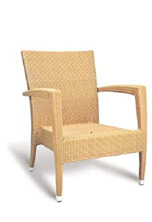 Amazon.com: Gar Productos ASBURY Sillón en Natural Weave ...