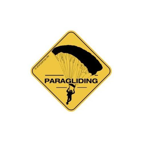 Parapente aviateur Crossing # 2Stickers autocollant pour voiture Stickers Sticker en forme de Decal