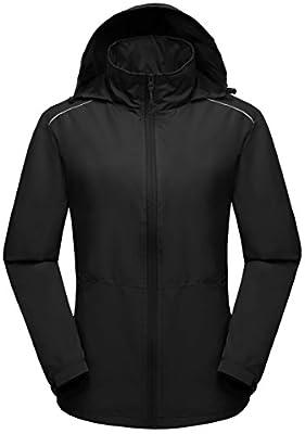 Wantdo Women's Quick Dry Skin Shell Jacket Ultra Lightweight