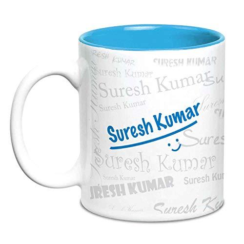 Hot Muggs Me Graffiti Mug - Suresh Kumar Ceramic, 11 Oz, 1 Unit
