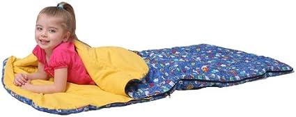 Blue Bazoongi All Star Sports Slumber Bag