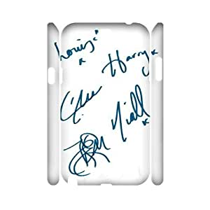 One Direction Signature CUSTOM 3D Case Cover for Samsung Galaxy Note 2 N7100 LMc-52109 at LaiMc