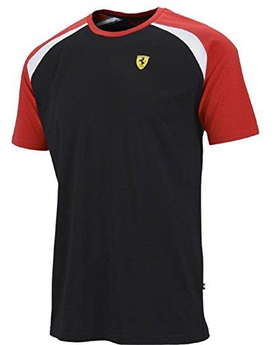 人気満点 フェラーリブラックシールドRace Teeシャツ Small Small Teeシャツ B00UOQYG0K ブラック B00UOQYG0K, 草津市:f7b1b1bc --- arianechie.dominiotemporario.com