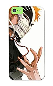 Kathewade Durable Defender Case For Iphone 5c Tpu Cover(ichigo Kurosaki - Bleach ) Best Gift Choice