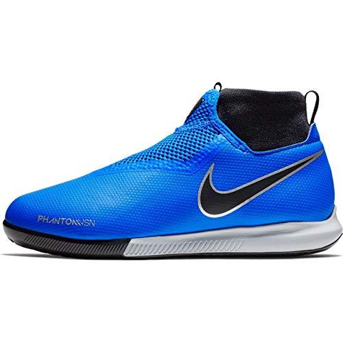 Nike Junior Phantom Vision Academy DF Indoor Shoes (6 M US Big Kid)