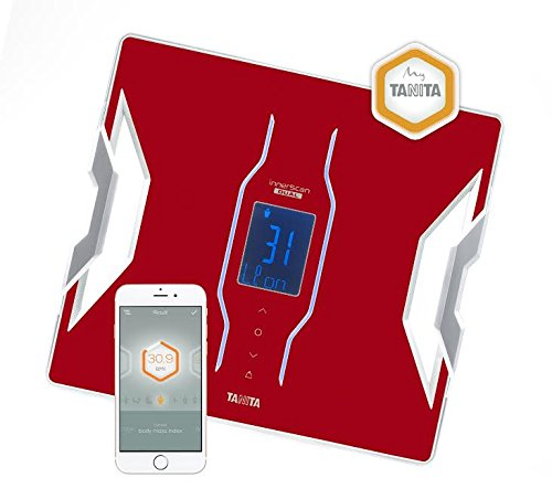 Tanita Red Connected Body Composition Monitor
