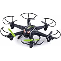 Owill Great Xmas Gift 4-Channel 6-Axis SK D22 2.4GHz RC Quadcopter Drone for Kids (Black)