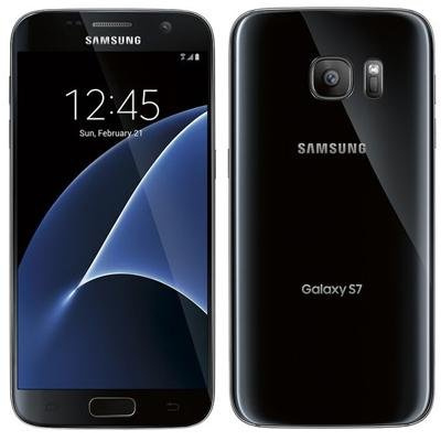 Samsung Galaxy S7 Duos G930F/DS Unlocked Android Phone (White)