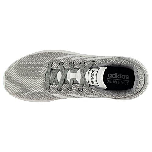 Valkoinen Run70s Adidas Lenkkitossut Harmaa Miesten qCIIFwf
