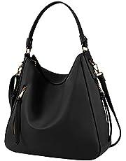 Hobo Handbags for Women Large Waterproof Leather Purses Handbag Ladies Tote Shoulder Purse Bag