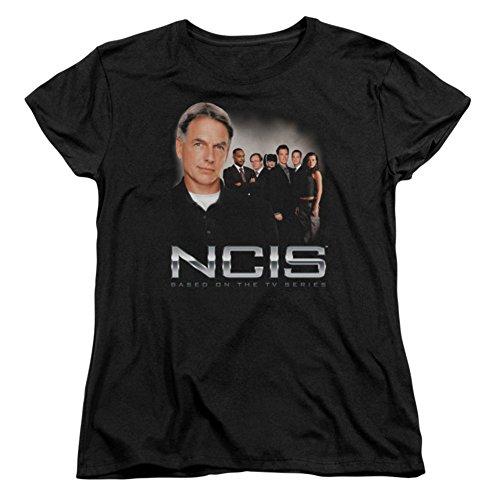 NCIS Investigators Womens Short Sleeve Shirt