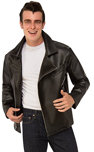 Rubie's Costume Co. Men's Grease, T-Birds Costume Jacket, As Shown, X-Large
