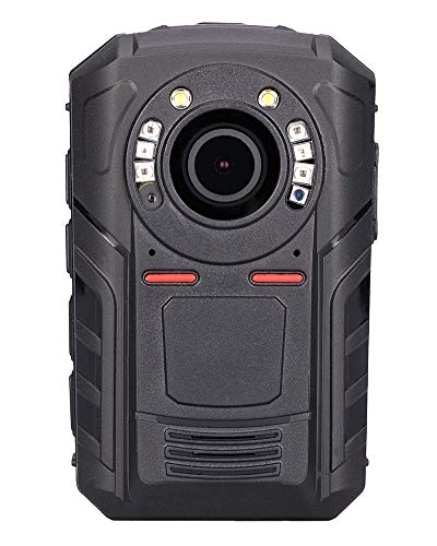 Mojo Police Body Camera with 1440P, H.265,140° Wide Angle Lens,12+ Hour Battery Life at 1080p,Low Light Recording at 0.1 Lux, Pre-Buffering up to 30 Sec,Compact and Lightweight Body Worn Camera-32GB by GoflyCam (Image #6)