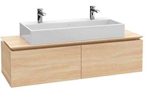 Villeroy + Boch Waschtischunterschrank Legato B14100 1200x380x500 Santana Oak, B14100E1