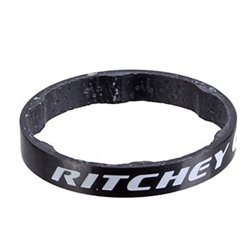 - Ritchey WCS Carbon Mountain Bicycle Headset Spacer - 1 1/8 inch 33mm OD (Matte UD - 1-1/8)