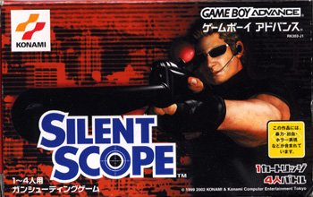 SILENT SCOPE (Game Boy Advance Silent Scope compare prices)