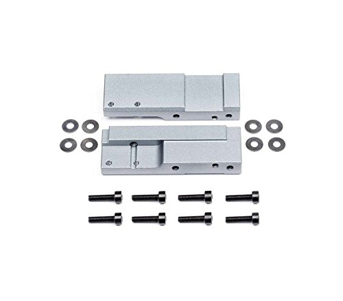 HPI Racing Engine Mount Set 25X30X78mm (Gray) Savage XL 109904