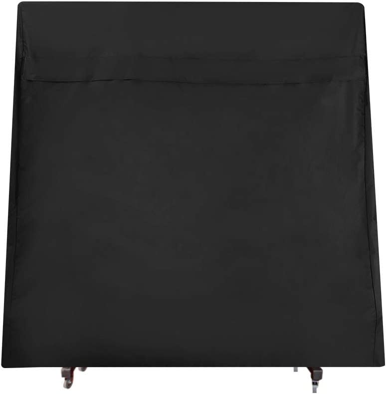 Stanbroil Heavy-Duty Indoor/Outdoor Table Tennis Table Cover, UV Protected, Water Resistant, Weatherproof, Windproof