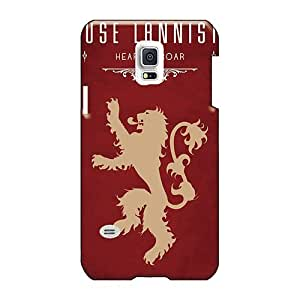 JohnPrimeauMaurice Samsung Galaxy S5 Mini High Quality Hard Cell-phone Cases Unique Design Beautiful Game Of Thrones House Lannister Series [FgQ23215vQFg]
