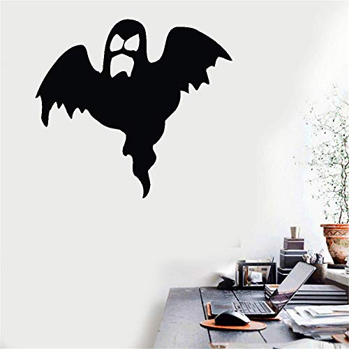 (Vinyl Wall Decal Wall Stickers Art Decor Peel and Stick Mural Removable Decals Spooky Ghost for)