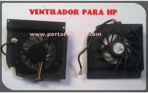 Portatilmovil Ventilador CPU para PORTÁTIL HP Pavilion DV9000 DV9200 DV9300 DV9500 DV9600: Amazon.es: Electrónica