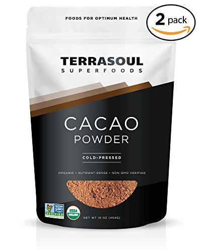 (Terrasoul Superfoods Organic Cacao Powder, 2)