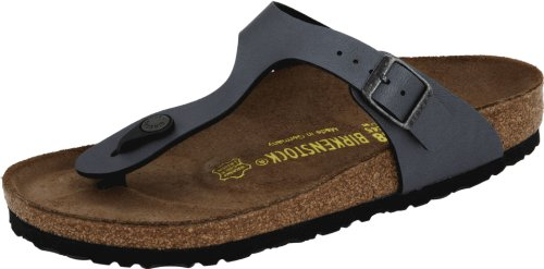 Birkenstock Women's GIzeh Thong Sandal, Onyx, 40 M EU/9-9.5 B(M) -