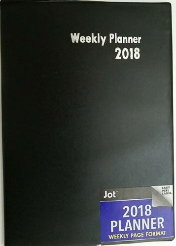 Outlink Weekly (The Pecan Man 2018 WEEKLY POCKET PLANNER 7.5