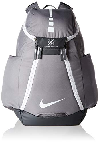 8119c437e Save 25% Nike Hoops Elite Max Air Team 2.0 Basketball Backpack  Charcoal/Dark Grey/White