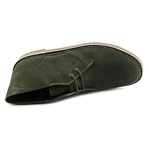 Clarks Mens Bushacre 2 Chukka Boot Loden Verde