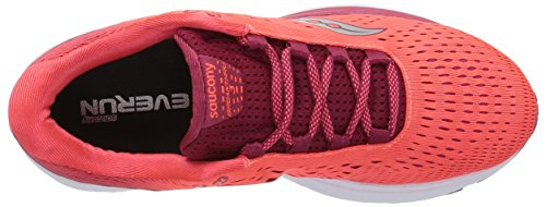 Shoe Breakthru Women's Running 3 Saucony Berry Coral nU0fqwpW