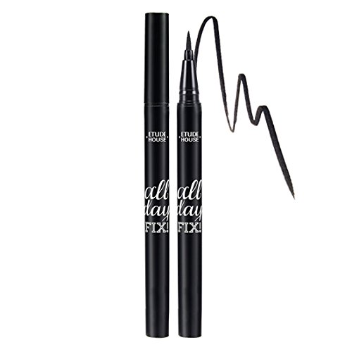 Etude House All Day Fix Pen Liner #1 Black by Etude House