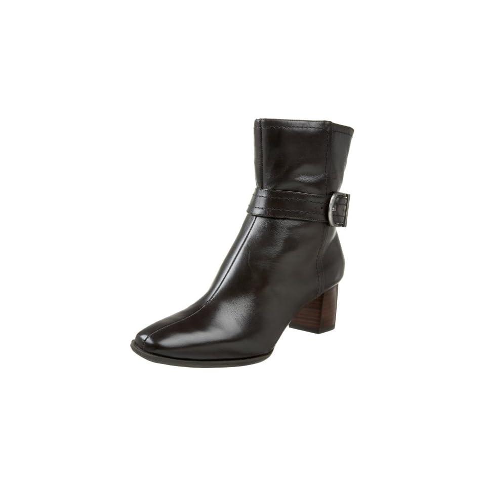 AK Anne Klein Womens Nairi Ankle Boot