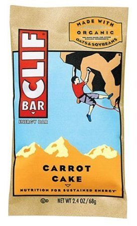 Clif Bar Carrot Cake Org