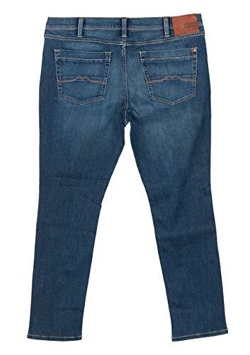 Homme Jeans Slim Denim Mustang 881 Blue qxwAE1UZYO