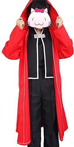 fantasycart Japanese FullMetal Alchemist Edward Elric Costume M