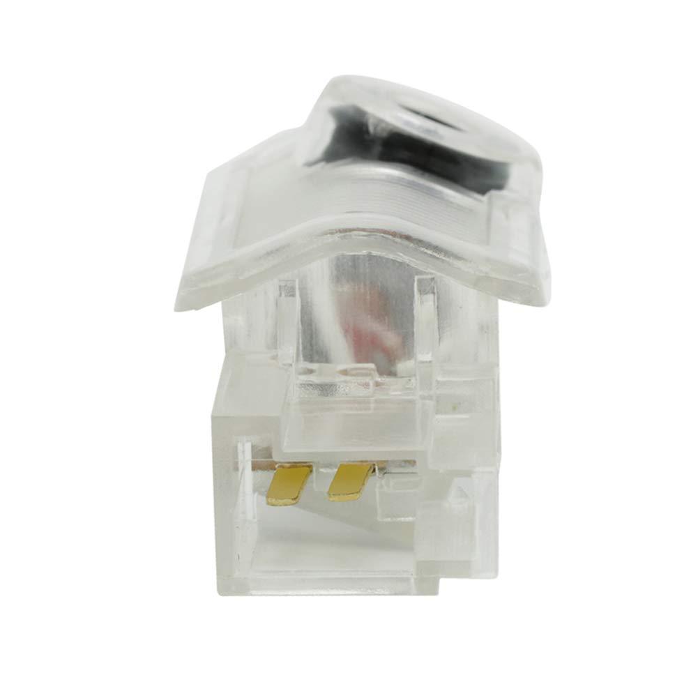 LIKECAR 4 Voiture Projecteur Lampe de Porte Ghost Shadow Welcome de lumi/ère Logo Kit de Porte Lampe 4-R2