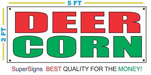 deer corn sign - 8