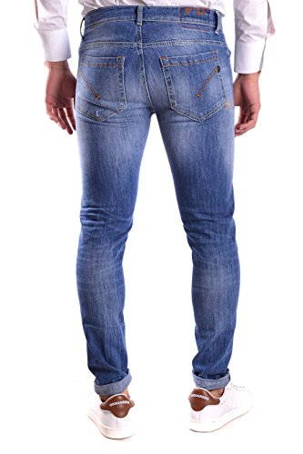 Dondup Homme UP232DS107UL63800 Bleu Coton Jeans