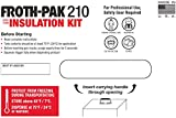 Froth-PAK 210 (1.75 PCF) Fire Rated Insulation