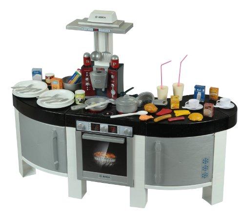 """Klein - 9291 - Jeu d'imitation - Cuisine Bosch """"Vision"""" avec machine à expresso"""
