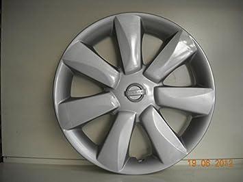 Juego de Tapacubos 4 Tapacubos Diseño Nissan Micra Desde 2010 r 14: Amazon.es: Coche y moto