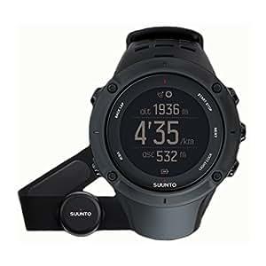 Suunto Ambit3 Peak HR Monitor Running GPS Unit, Black