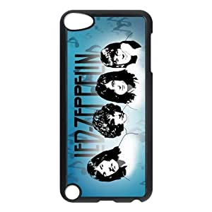 Beautiful Customized iPod 5 Case Hard Plastic Material Cover Skin For iPod iTouch 5th - Led Zeppelin