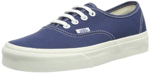 Furgoni U Autentico (lavato) Nero Vvoe4jt Unisex-erwachsene Sneaker Blau ((vintage) Scuro)