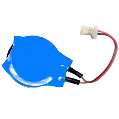 (BIOS CMOS RTC Battery for Dell Alienware Alpha Steam Machine i5 i7 Desktop by Rome Tech OEM - Yellow Light Fix - CR2032CL-23-2)