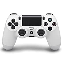 White Ps4 Rapid Fire Modded Controller 35 mods COD BO3, Advanced Warfare, Destiny, Ghosts Rapid Fire QUICKSCOPE, JITTER, DROP SHOT, AUTO AIM ZOMBIE by Playstation